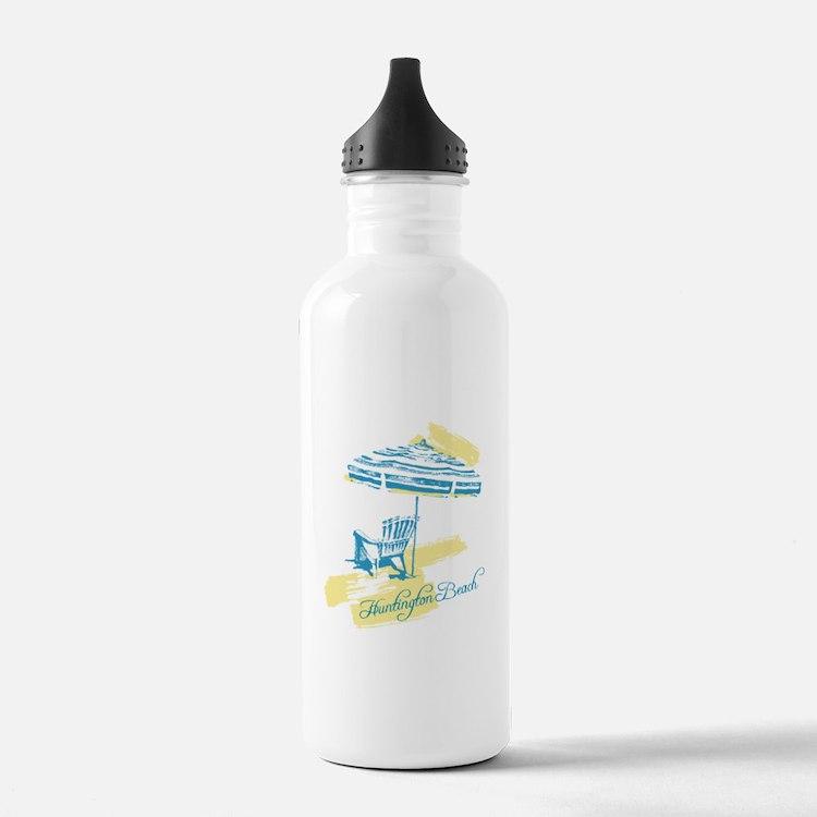 Serenity Huntington Beach Water Bottle
