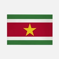 Suriname - National Flag - Current Magnets