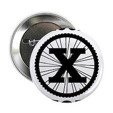 """Cyclocross Mom 2.25"""" Button"""