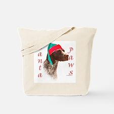 Santa Paws GSP Tote Bag