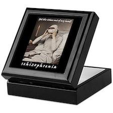 Schizophrenia Keepsake Box