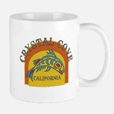 Crystal Cove Sunset Fish Mug