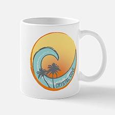 Crystal Cove Sunset Crest Mug