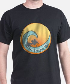 Crystal Cove Sunset Crest T-Shirt