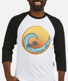 Crystal Cove Sunset Crest Baseball Jersey