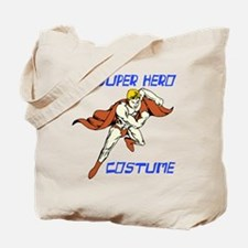 Superhero Costume Tote Bag