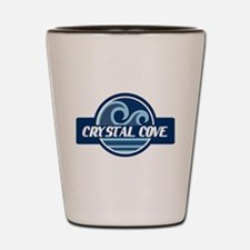 Crystal Cove Surfer Pride Shot Glass
