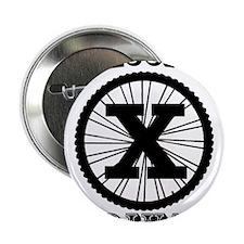 """Cyclocross Diva 2.25"""" Button"""