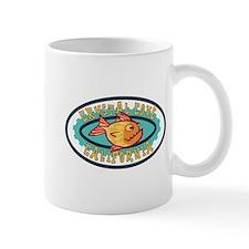 Crystal Cove Gearfish Patch Mug