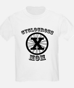 Cyclocross Mommy Diva T-Shirt
