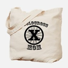 Cyclocross Mommy Diva Tote Bag