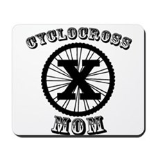 Cyclocross Mommy Diva Mousepad