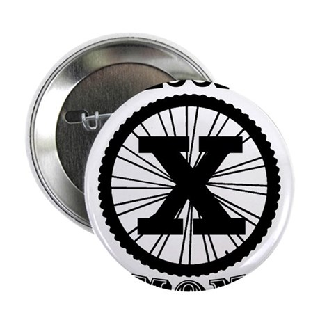 "Cyclocross Mommy Diva 2.25"" Button"
