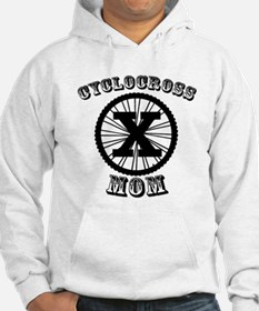 Cyclocross Mommy Diva Hoodie