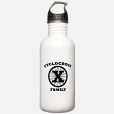 Cyclocross Family Water Bottle