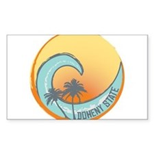 Doheny State Sunset Crest Decal
