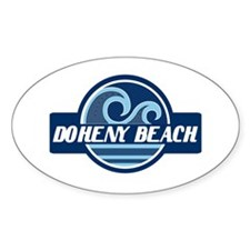 Doheny Beach Surfer Pride Decal