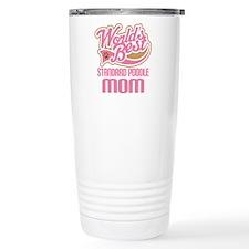 Standard Poodle Mom Travel Mug