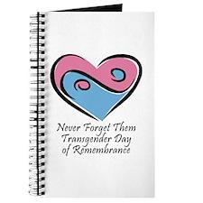 Transgender Day of Remembrance Journal