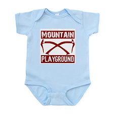 Mountain Playground Infant Bodysuit