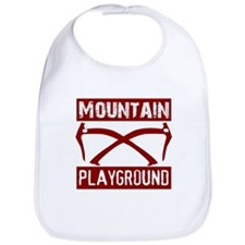 Mountain Playground Bib