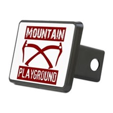 Mountain Playground Hitch Cover