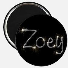 Zoey Spark Magnet