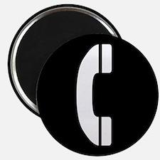 Phone Symbol Magnet