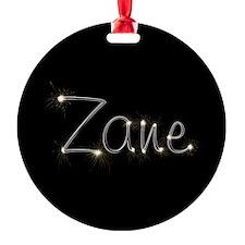 Zane Spark Ornament