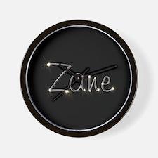 Zane Spark Wall Clock