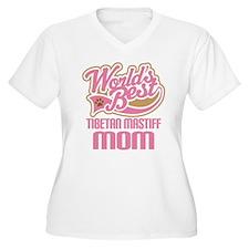 Tibetan Mastiff Mom T-Shirt