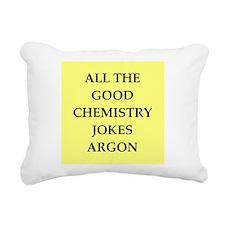 CHEMISTRY.jpg Rectangular Canvas Pillow