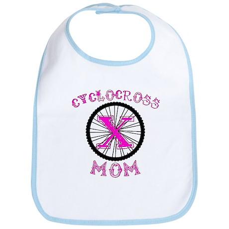 Cyclocross Mom Unique Bib