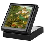 The Fruitseller Keepsake Box