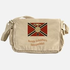 Deutsche Luftschiffahrts Flag Messenger Bag