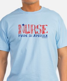Nurse made in America T-Shirt