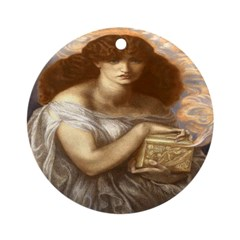 Pandora's box Ornament (Round)