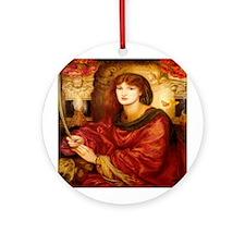Sybilla Ornament (Round)