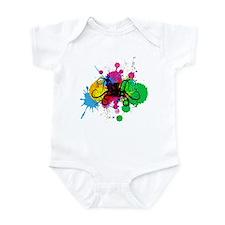 Octopus Ink Infant Bodysuit