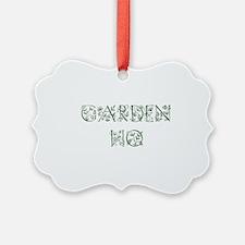 Garden Ho Ornament