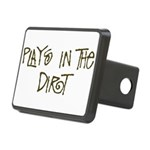 Plays in the Dirt Rectangular Hitch Cover