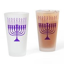 Hanukkah Gifts Drinking Glass