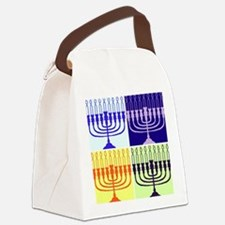 Hanukkah Gifts Canvas Lunch Bag