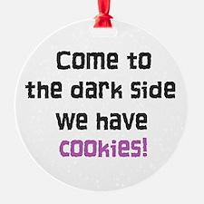 The Dark Side Ornament