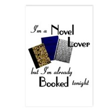 Novel Lover Postcards (Package of 8)