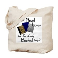 Novel Lover Tote Bag