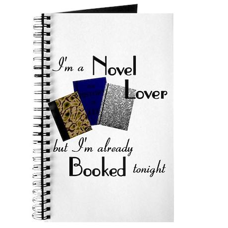 Novel Lover Journal