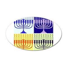 Hanukkah Gifts Wall Decal