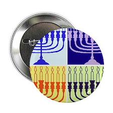 "Hanukkah Gifts 2.25"" Button"