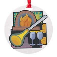 Glass Blowing Ornament